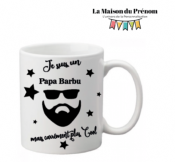 Mug - Papa Barbu Cool